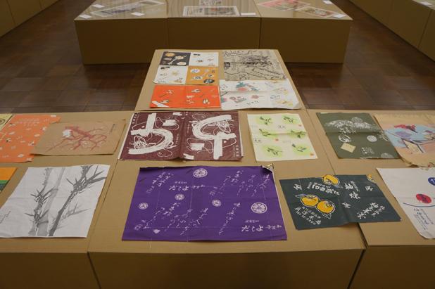 金沢のしきたり展 ―引札と包み紙―